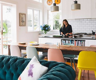 Inside Woman's Day Editor Sido Kitchin's Auckland villa