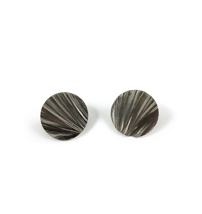 [Sterling silver earrings, $225, by Embr.](https://www.embrjewellery.com/collections/all/products/tidal-earrings?variant=42367799431)