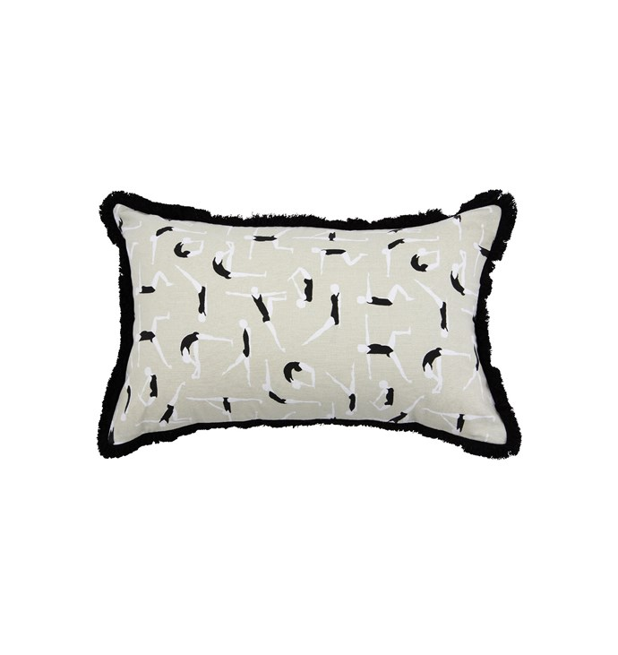 [Cushion, $20, by Wallace Cotton.](https://www.wallacecotton.com/ProductDetail?CategoryId=149&ProductId=2407&Colour=Multi)