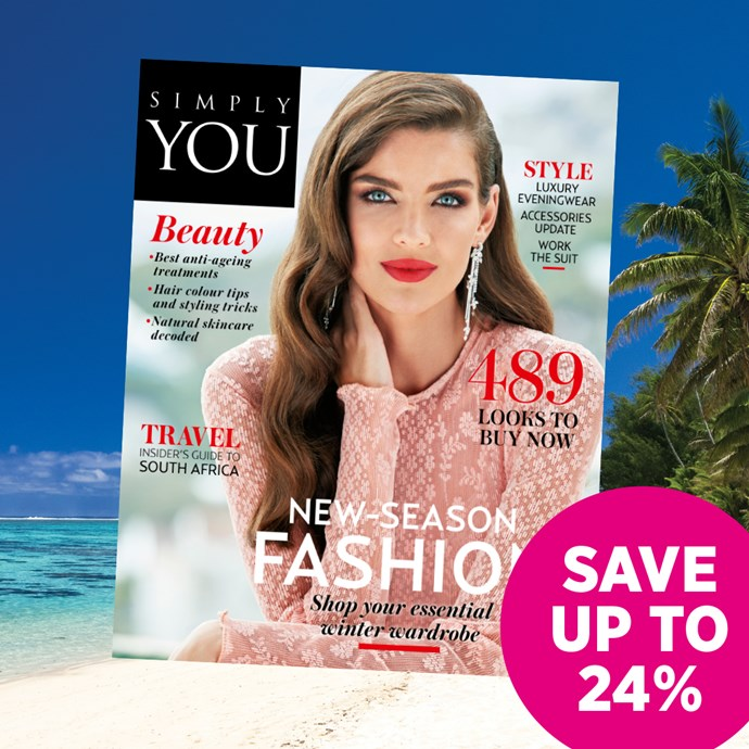 A subscription to *Simply You* also makes a wonderful gift for Mother's Day. Subscribe now with this offer and you'll go into the draw to win a 5-day holiday in Rarotonga for four. Find out more [here.](https://www.magshop.co.nz/simply-you)