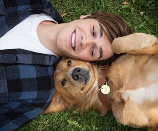 Win two double passes to A Dog's Purpose