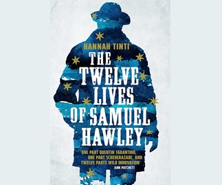 Win the NEXT book of the month June: The Twelve Lives of Samuel Hawley by Hanna Tinti