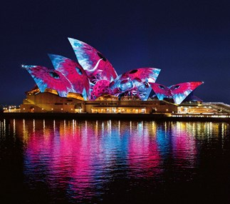 Top 5 things to do at Vivid Sydney
