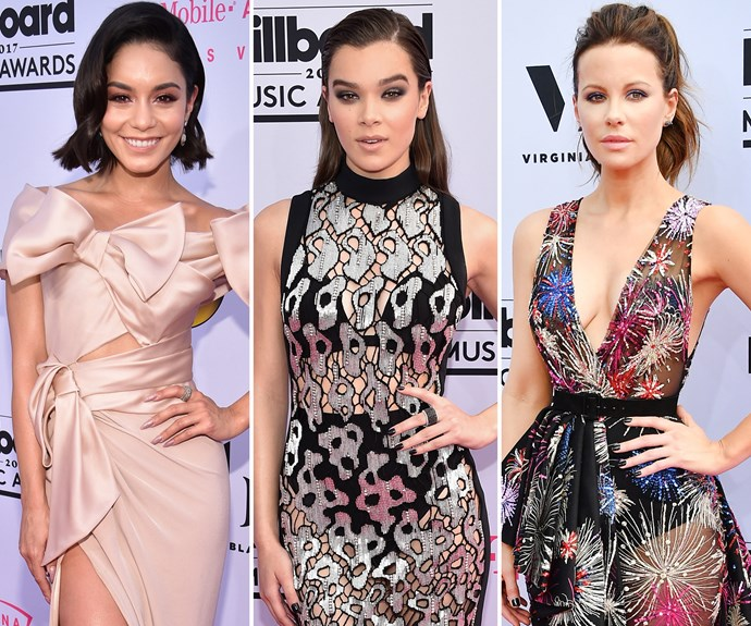 Stars at the Billboard Music Awards 2017
