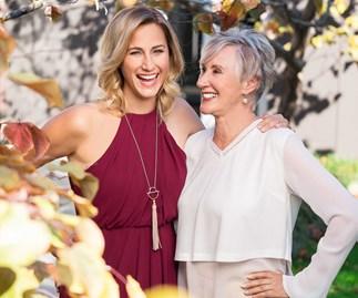 Pippa Wetzel: 'Mum made me who I am'
