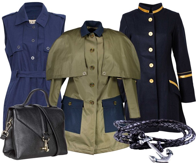 How to incorporate the military trend into your wardrobe