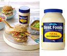Win 1 of 5 mayonnaise prize packs from Best Foods!