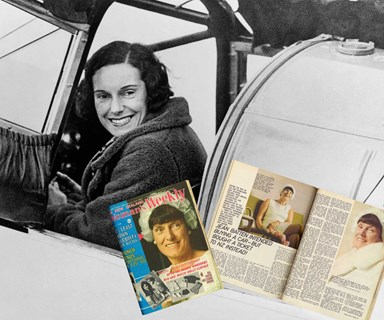 From the archives: Kiwi aviation pioneer Jean Batten opens up about fame