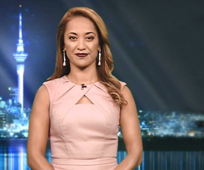 The *Native Affairs* presenter was surprised to discover she has only Maori genes.