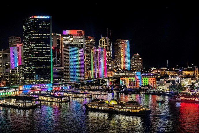 The best events at Vivid Sydney 2017