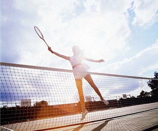 Why you should take up a ball sport