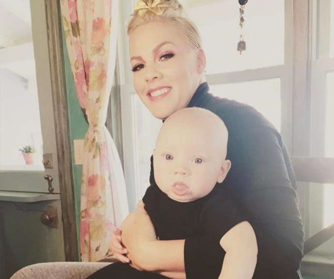 Celebrity parents and their adorable kids