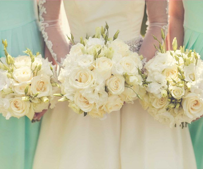 Five Kiwi brides revisit the gowns they chose for their wedding day