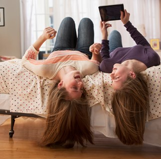 Is sharing a bedroom good for your kids?