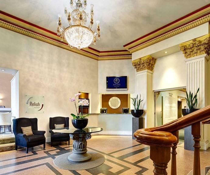 Win a night at Wains Hotel Dunedin