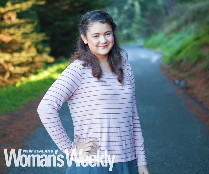 Camp Twitch star a teen role model for other Tourette's sufferers