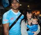 Jonah Lomu had been told he and wife Nadene would never be able to have children
