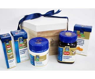 Win a Winter Wellbeing pack from Manuka Health!
