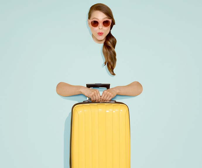 A flight attendant's beauty secrets to looking good while travelling