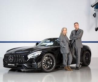 'Mercedes-Benz Presents' designer Zambesi