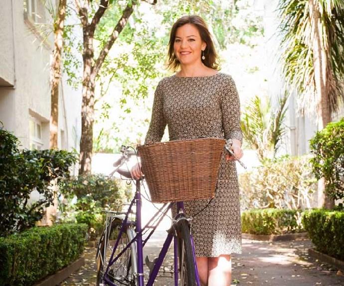 Green Party MP Julie-Anne Genter shares herwellness secrets