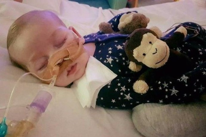 Charlie Gard's parents have dropped their legal battle
