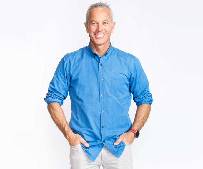 Who The Block NZ's Mark Richardson would team up with on the show