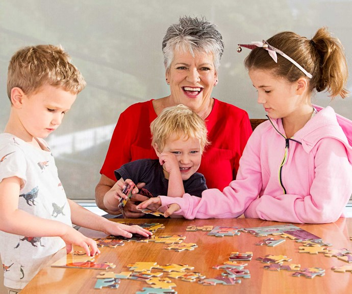Granny nannies: the rising trend for mature child minders