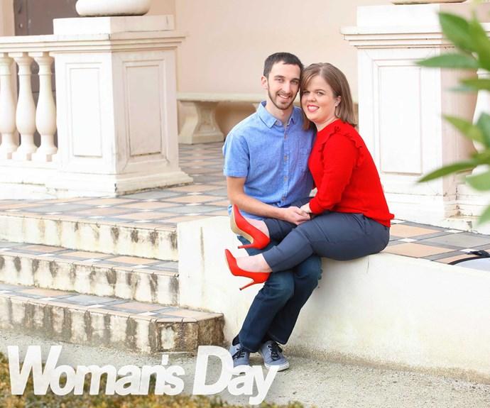 Opposites attract: Loren's big romance