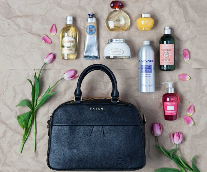 Win the NEXT September bag of the month from Saben