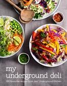 Win one of 10 Jess' Underground Deli cook books