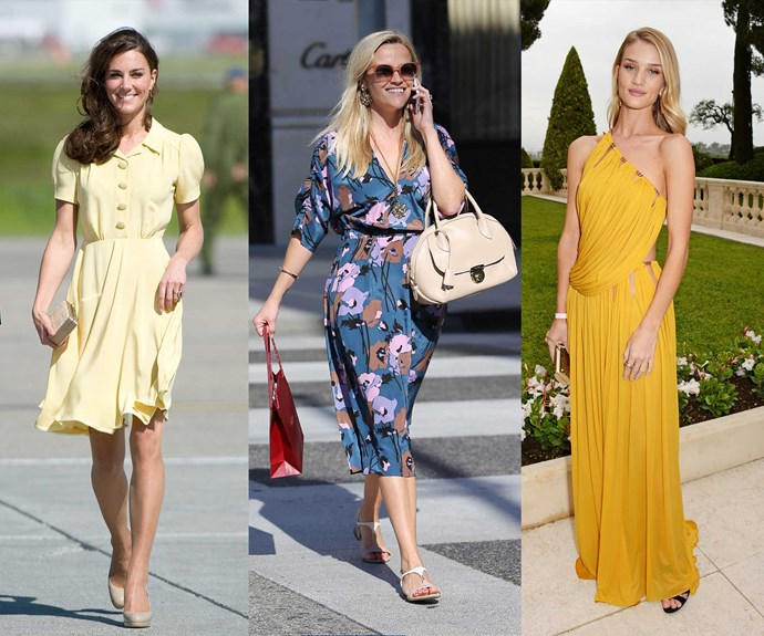How to wear less black and embrace colour