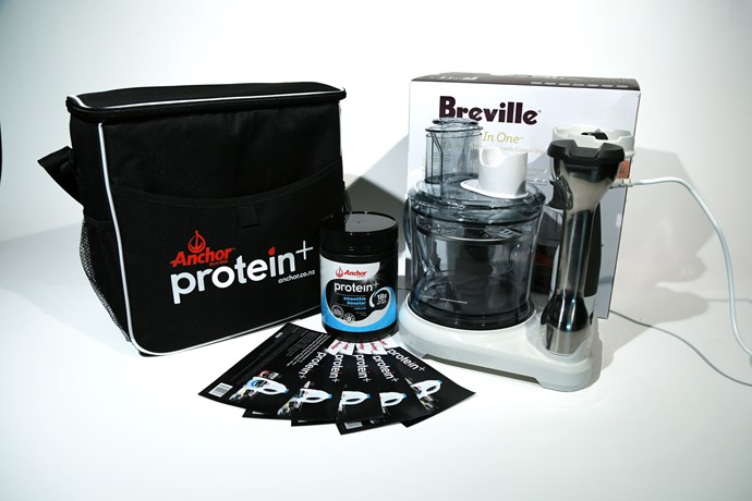 Win a Protein+ prize pack from Anchor!