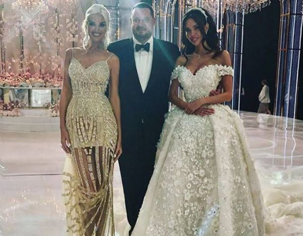 Is this the most lavish wedding ever?