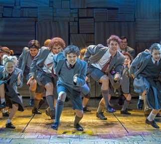 Win one of 5 double passes to Matilda The Musical