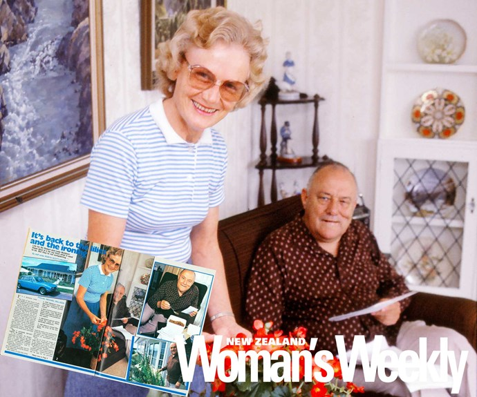 From the Archives: At home with Sir Robert Muldoon