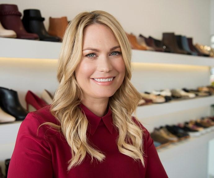 Kathryn Wilson at New Zealand Fashion Week (NZFW)