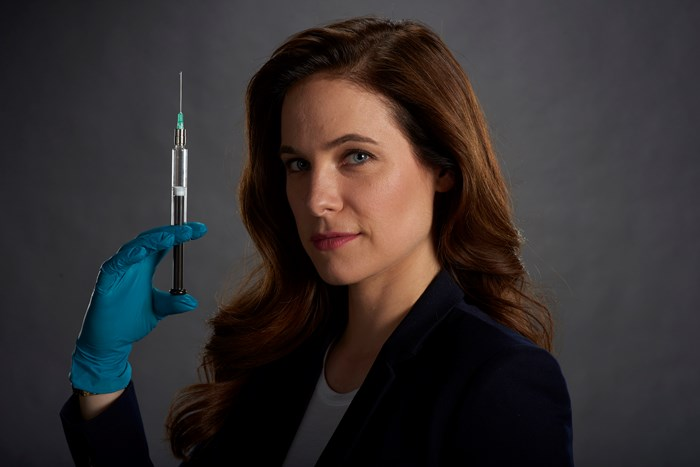 Caroline Dhavernas talks 'controversial' new show Mary Kills People