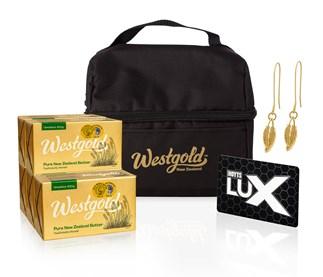 Win a Westgold Butter Pack!