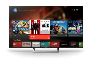 Be in to win a 55-inch Sony Android TV