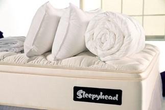 Win a the ultimate sleep solution bundle from Sleepyhead!