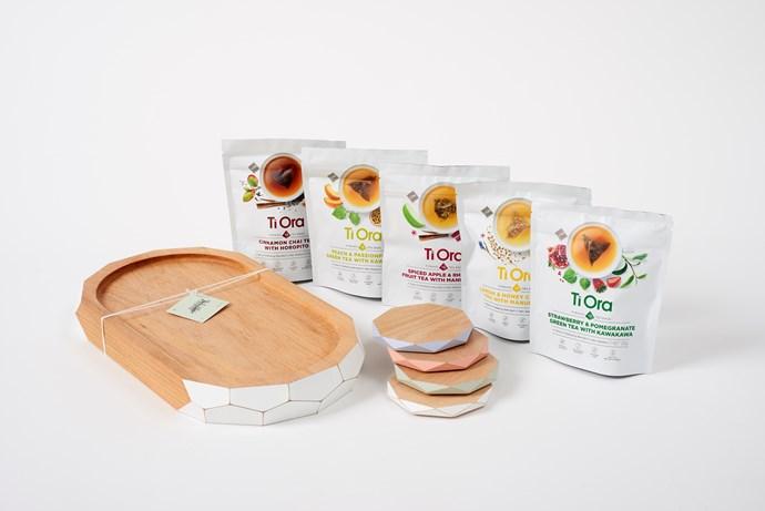 Win a luxury tea pack from Ti Ora