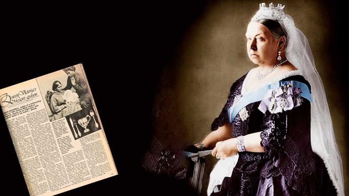 Queen Victoria's Maori Godson
