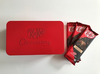 Win a chance to try the new KitKat flavour