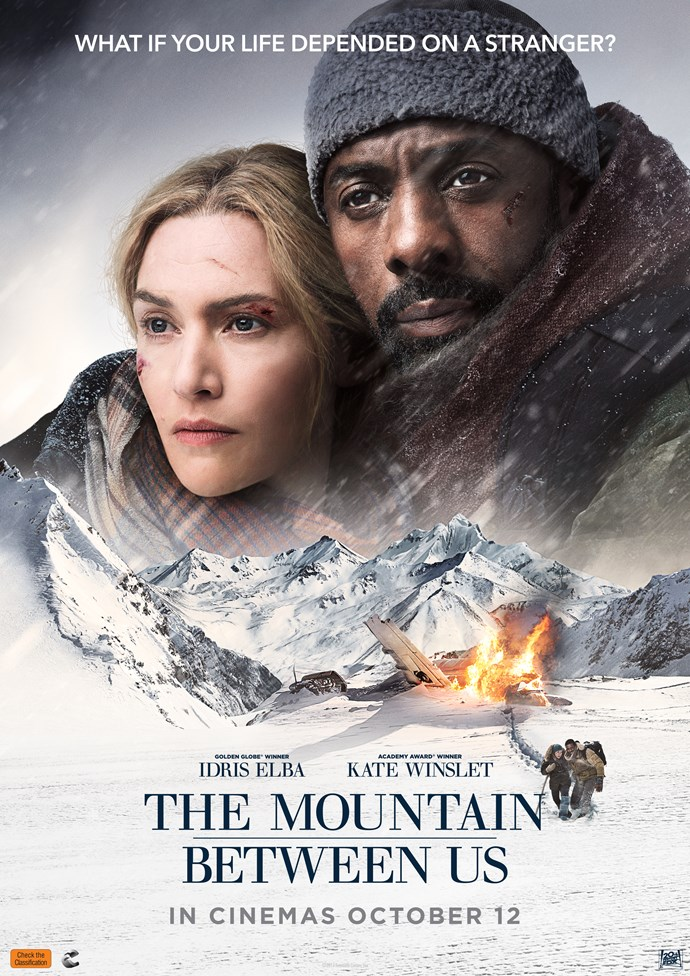 Win tickets to The Mountain Between Us Premiere!