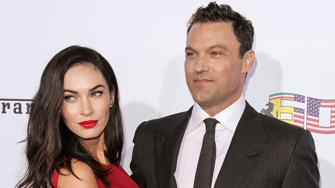 """Brian Austin Green says he takes marriage to Megan Fox """"day by day"""""""