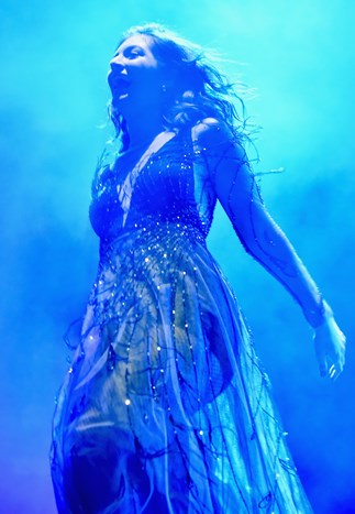 Lorde shines at Life is Beautiful festival