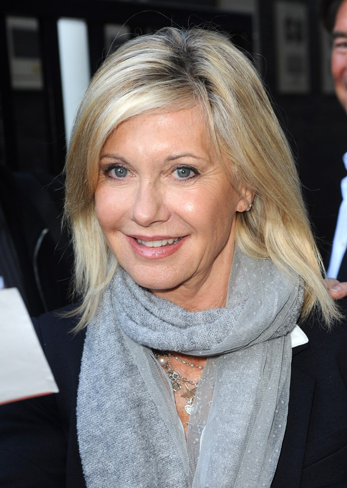 """""""I'm stronger than I thought I was..."""" Olivia Newton-John speaks about living with cancer"""