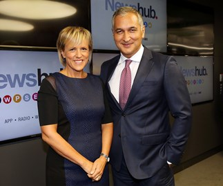 Hilary Barry sends message to fans as she leaves TV3