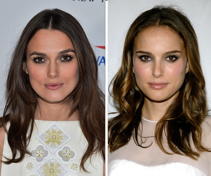 Celebrities that could be twins
